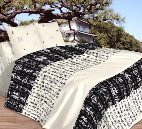 Комплект постельного белья япония 2